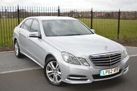 Mercedes-Benz E Class 2.1 E220 TD CDI Blue EFFICIENCY Avantgarde 7G-Tronic Plus (s/s) 4dr