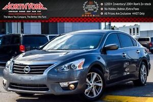 2014 Nissan Altima 2.5|1-Owner|Sunroof|Nav|RearCam|Htd Front Sea