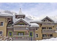 2 Bed Ski Apartment in Chamonix at Easter: 31 March - 7 April 2018