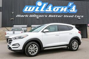 2017 Hyundai Tucson PREMIUM AWD! FRONT+REAR HEATED SEATS! $77/WK