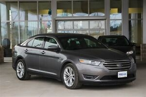 2013 Ford Taurus SEL AWD V6 with Leather Moonroof & Navigation