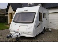 Elddis 304 Xplore, year 2013, 4 berth.