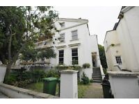New - ideal for professionals or students -3 bedrooms 2 bathrooms available now garden flat.