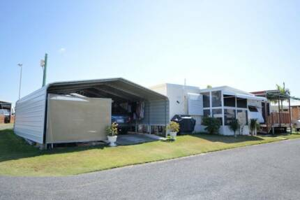 Relocatable Home on double Site 58 to 60 - Burrum Heads Qld 4659 Burrum Heads Fraser Coast Preview