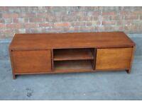 Wood TV Stand/ Storage Cabinet