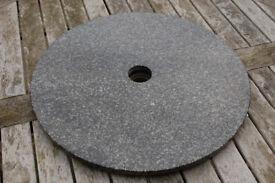 Granite Lazy Susan by Neptune
