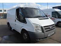 Ford TRANSIT Van 2008 in excellent condition with MOT Until JANUARY 2017