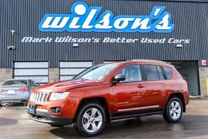 2012 Jeep Compass North Edition! 4WD! NEW TIRES+BRAKES!! HEATED