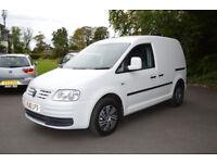 VW Caddy SDI – Low mileage Stunning Sports Styling Kit, Fantastic Van