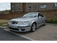 SAAB 9-5 112k miles, Mot May 2019, very good interior, CD changer, Satnav, bluetooth telephone,