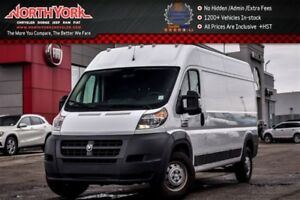 2017 Ram Promaster High Roof 159|Trac.Cntrl|A/C|Keyless_Entry
