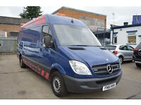 2012 Mercedes SPRINTER 313 CDI LWB IN VERY NICE CONDITION 12 MONTHS MOT