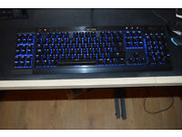 Corsair Gaming K95 RGB Keyboard Cherry MX Red - Used but in Very Good Condition comes With Box ONO