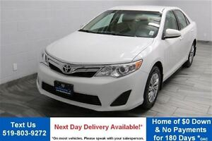 2014 Toyota Camry LE w/ REVERSE CAMERA! POWER PACKAGE! A/C! CRUI