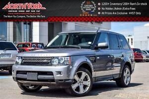 2013 Land Rover Range Rover Sport HSE LUX Pkg|360 Cam|Sunroof|Ht