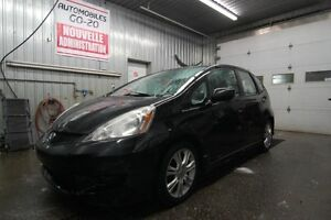 2009 Honda Fit JAMAIS ACCIDENTE Sport MAG GARANTIE UN AN INCLUS,