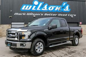 2015 Ford F-150 XLT $112/WK, 5.49% ZERO DOWN! 4WD BLUETOOTH! NEW