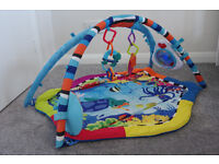Mothercare Baby Einstein Rhythm of the Reef baby play gym