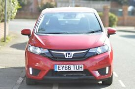 2016 Honda Jazz 1.3 i-VTEC SE 5 door | Manual | Milano Red | Service History | 2 Keys | £30 Tax