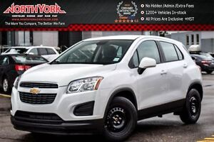 2016 Chevrolet Trax LS Bluetooth BARELY DRIVEN Keyless_Entry AC 