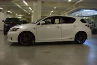 2012 Lexus CT 200h FSPORT