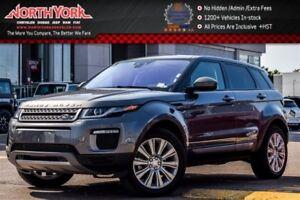2017 Land Rover Range Rover Evoque SE Sunroof Nav. Backup_Cam Me