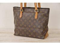 Louis Vuitton Monogram Cabas Piano Shoulder Bag M51148 - C04477