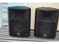 EV SX 200 Speakers