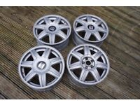 Seat Alloys wheel x 4