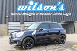 2014 MINI Cooper Countryman LEATHER! PANORAMIC ROOF! NEW TIRES!