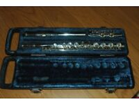 Yamaha 27S open hole flute