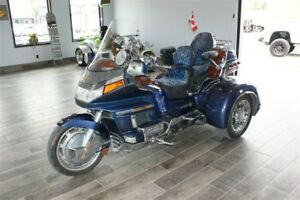 1988 Honda GL1500 Goldwing Trike Touring