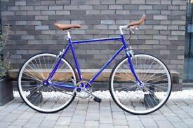 Brand new Hackney Club single speed fixed gear fixie bike/ road bike/ bicycles + 1year warranty llo