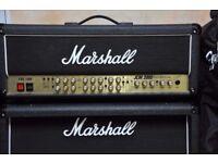 Marshall JCM 2000 TSL 100 Guitar Amp 1/2 Stack