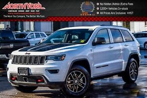 2017 Jeep Grand Cherokee NEW Car Trailhawk 4x4 Luxury,Tow,Safety
