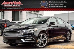 2017 Ford Fusion Titanium|AWD|Pkng_Sensors|Sunroof|Backup_Cam|So