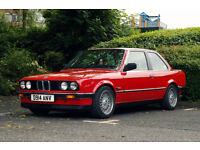 1987 BMW E30 318i