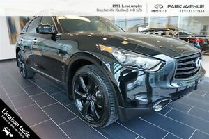 2015 Infiniti QX70 QX70S (COMARABLE CAYENNE, MACAN, X6, F-SPACE)