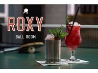 ASSISTANT GENERAL MANAGER REQUIRED AT ROXY BALL ROOM LIVERPOOL