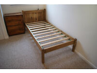 Drawers & Bed frame