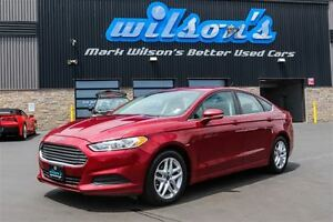 2013 Ford Fusion SE REAR CAMERA! BLUETOOTH! CRUISE CONTROL! $54/