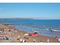 WANTED Holiday chalet cleaner July 2018 start Dawlish Warren Holiday Park £12 per chalet