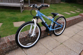 """Carrera Luna 24"""" Girl's Bicycle (suit 8-11yrs) : Excellent Condition- 2 Available"""