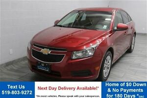 2012 Chevrolet Cruze LT TURBO! 6-SPEED w/ POWER PACKAGE! CRUISE