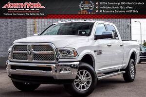 2016 Ram 2500 Laramie 4x4|Leather|Nav|Tow Hitch|Tonneau Cover|Be