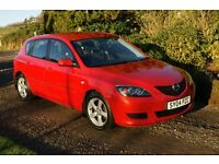 Mazda 3 in immaculate condition with only 48500 miles