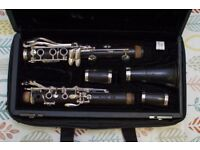 Yamaha CSGIII Bb Clarinet
