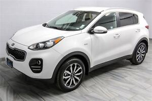 2017 Kia Sportage EX AWD! REAR CAMERA! BLUETOOTH! HEATED SEATS!