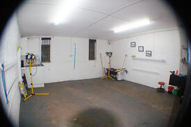 Garage Studio / Workshop for short term let 1stmarch - 30th August