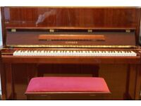 Linden K-121 upright piano, designed by Kawai